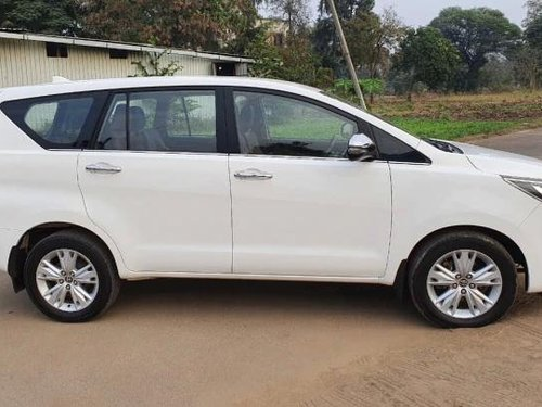 Used Toyota Innova Crysta 2019 AT for sale in Pune