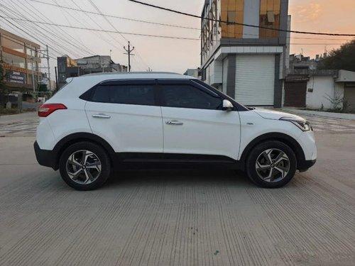 Used 2019 Hyundai Creta AT for sale in Indore