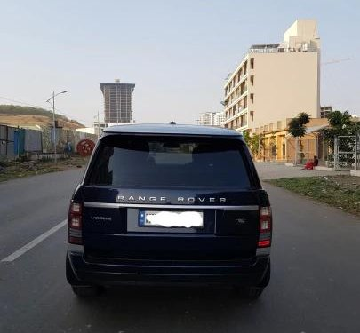 Used 2013 Land Rover Range Rover AT for sale in Pune
