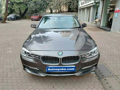 Used BMW 3 Series 2015 AT for sale in Mumbai -4
