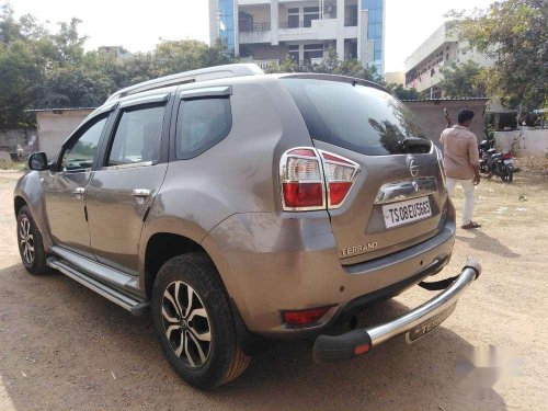 Used 2015 Nissan Terrano MT for sale in Hyderabad