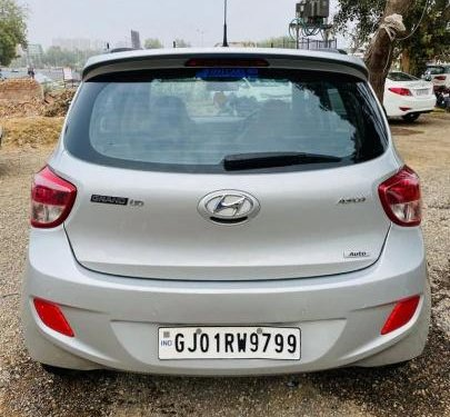 Used 2017 Hyundai Grand i10 AT for sale in Ahmedabad -7