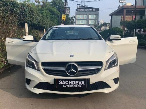 Used 2014 Mercedes Benz CLA AT for sale in Indore