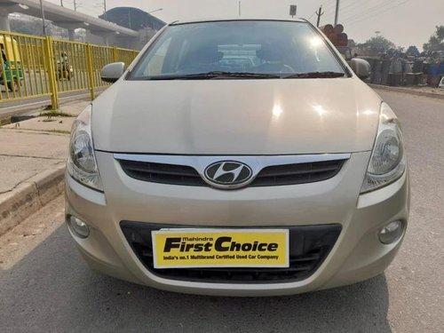 Used 2010 Hyundai i20 MT for sale in Faridabad