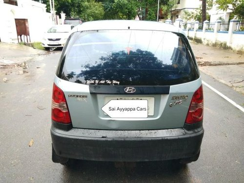 Used Hyundai Santro Xing 2006 MT for sale in Chennai