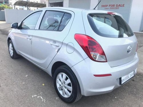 Used Hyundai i20 2012 MT for sale in Nashik -4