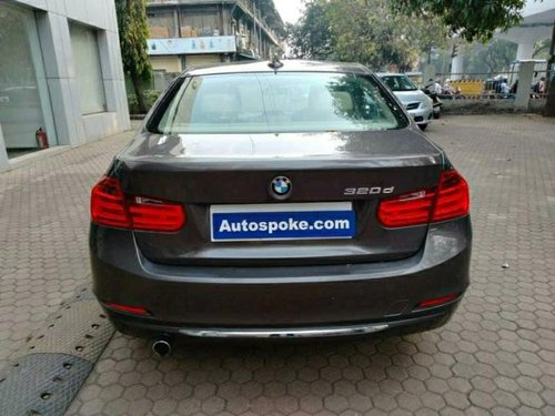 Used BMW 3 Series 2015 AT for sale in Mumbai -0