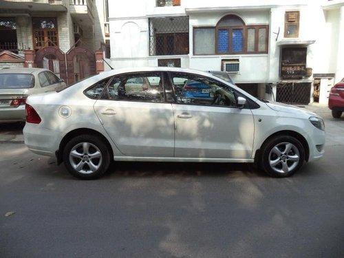 Used 2015 Skoda Rapid MT for sale in New Delhi