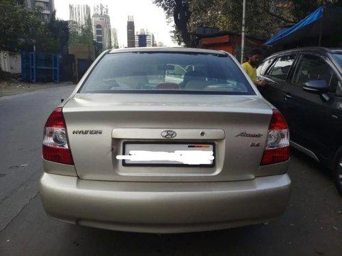 Used 2008 Hyundai Accent MT for sale in Mumbai