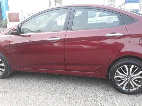 Used Hyundai Verna 1.6 SX 2014 MT for sale in Kolhapur