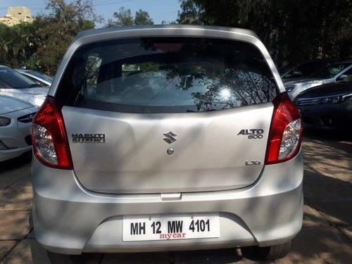 Used Maruti Suzuki Alto 800 2016 MT for sale in Pune