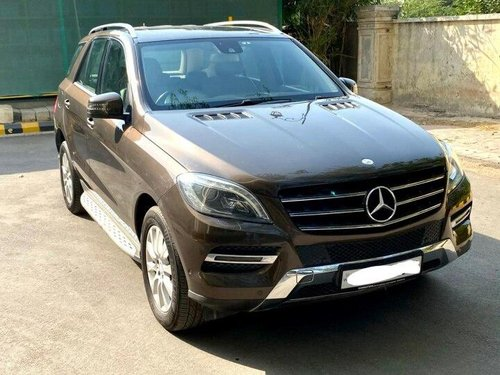 Mercedes Benz M Class 2014 AT for sale in New Delhi