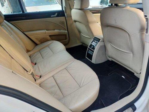 Skoda Superb Elegance 2.0 TDI CR AT 2014 AT for sale in Thane