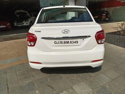 Used 2018 Hyundai Xcent MT for sale in Ahmedabad