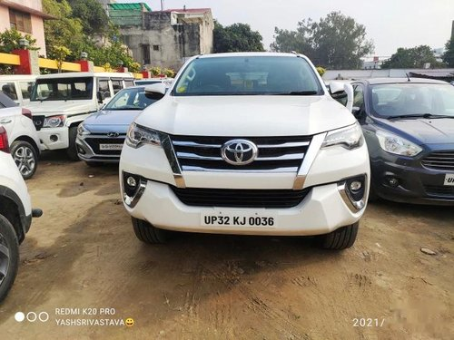 Used Toyota Fortuner 2019 MT for sale in Lucknow
