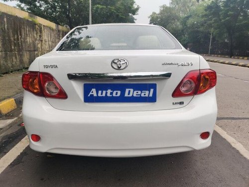 Used Toyota Corolla Altis 2011 MT for sale in Mumbai