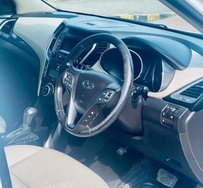 Used 2014 Hyundai Santa Fe AT for sale in Mumbai