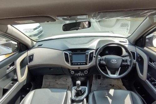 Used 2018 Hyundai Creta MT for sale in Coimbatore