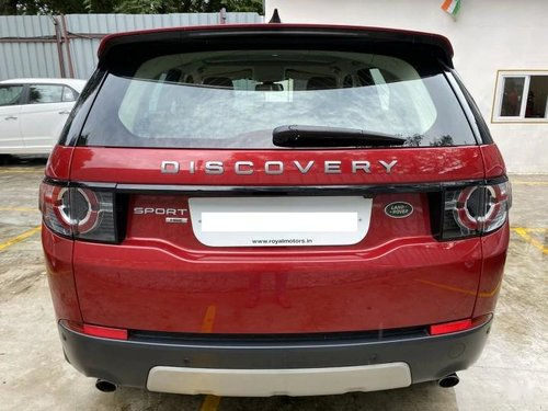 Used Land Rover Discovery Sport 2017 AT for sale in Pune
