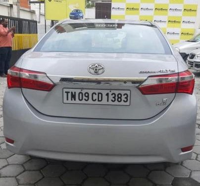 Used 2016 Toyota Corolla Altis D-4D G MT for sale in Chennai
