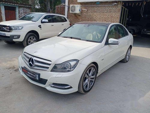 Used 2011 Mercedes Benz C-Class AT for sale in Chandigarh