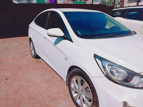2012 Hyundai Verna 1.4 CRDi MT for sale in Hyderabad