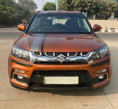 Used Maruti Suzuki Vitara Brezza 2018 AT for sale in New Delhi