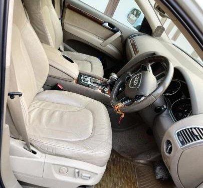 Used Audi Q7 3.0 TDI quattro 2013 AT in Ahmedabad