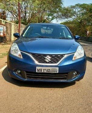 Used 2016 Maruti Suzuki Baleno MT for sale in Nashik