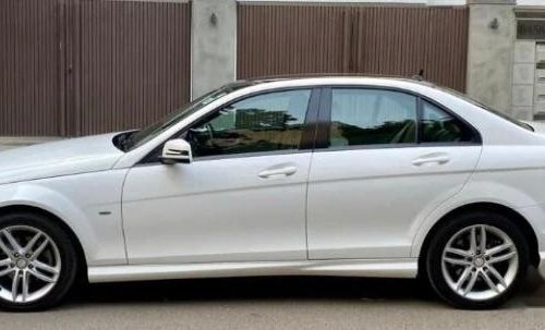 Used Mercedes Benz C-Class 2013 AT for sale in New Delhi