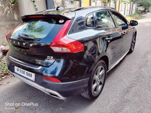 Used Volvo V40 2015 AT for sale in Hyderabad
