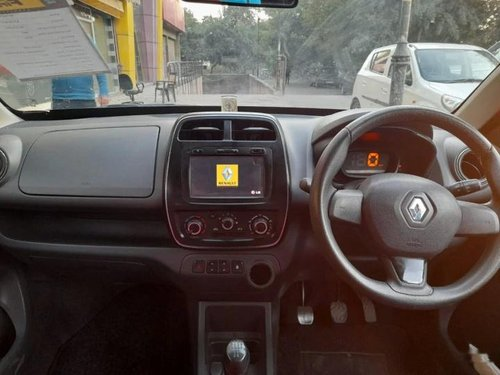 Used Renault KWID 2015 MT for sale in Faridabad