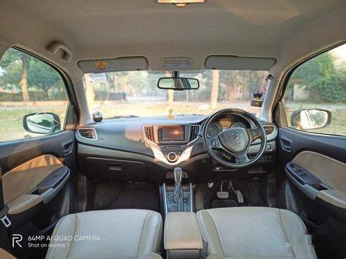 Used Maruti Suzuki Baleno Zeta 2017 AT for sale in New Delhi