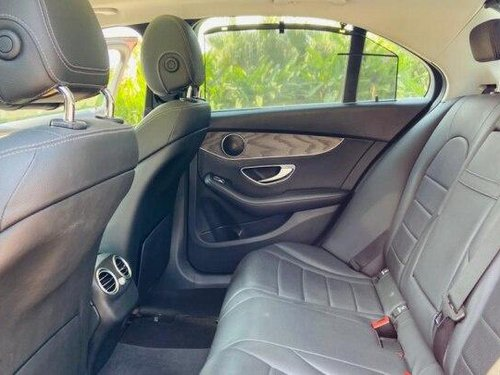 Used 2018 Mercedes Benz C-Class AT for sale in Mumbai