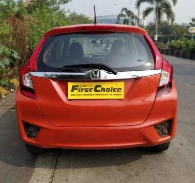 Used Honda Jazz 2015 AT for sale in Mumbai
