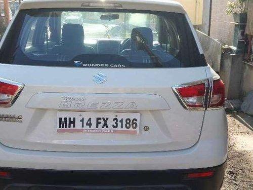 Maruti Suzuki Vitara Brezza 2017 MT for sale in Kolhapur