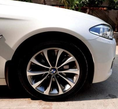 Used 2017 BMW 5 Series AT for sale in New Delhi