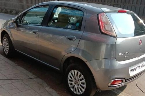 Used Fiat Punto Evo 2016 MT for sale in Pune