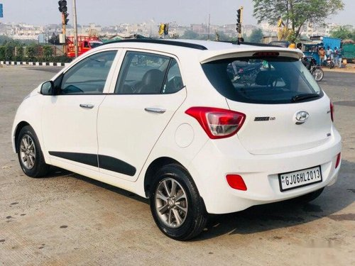 Used 2014 Hyundai Grand i10 MT for sale in Surat