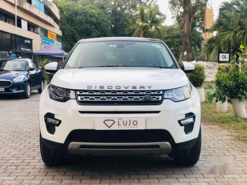 Used 2017 Land Rover Discovery AT for sale in Pune