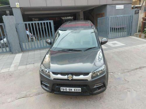 Used Maruti Suzuki Vitara Brezza 2017 MT for sale in Hyderabad