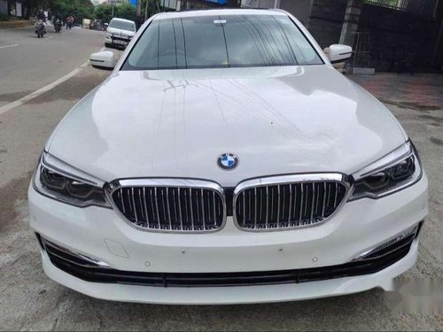 Used BMW 5 Series 520d Luxury Line 2019 AT in Hyderabad