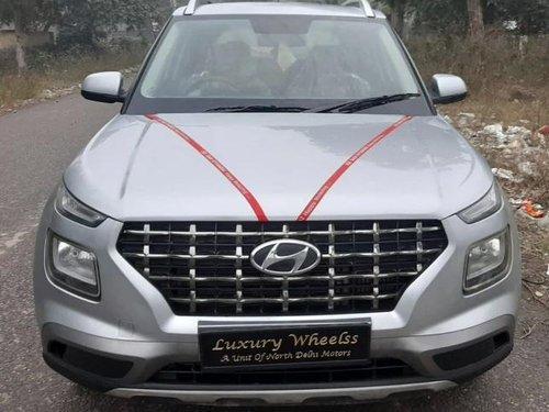 Used Hyundai Venue 2019 MT for sale in New Delhi