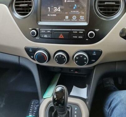 Used 2018 Hyundai Grand i10 AT for sale in Coimbatore
