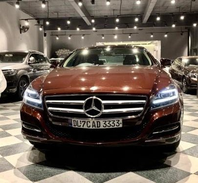 Used 2012 Mercedes Benz S Class AT for sale in New Delhi