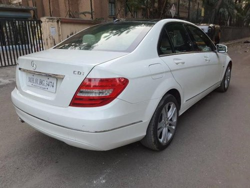 Mercedes Benz C-Class 220 CDI AT 2013 AT for sale in Mumbai