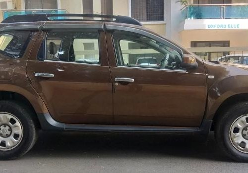 Used Renault Duster 2014 MT for sale in Nashik