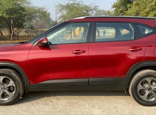 Used Kia Seltos HTK Plus D 2019 MT for sale in New Delhi