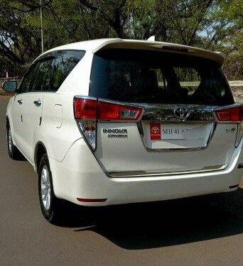 Used 2019 Toyota Innova Crysta MT for sale in Nashik