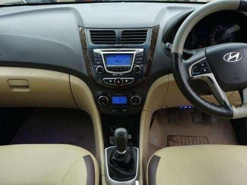 Used Hyundai Verna CRDi 2011 MT for sale in Dhule